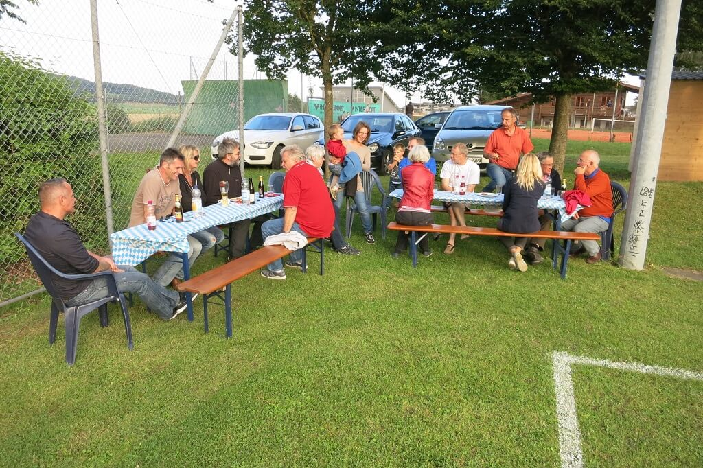 TSG Wilhlemsdorf JederMannSport Sommerfest 2016