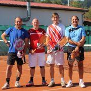 TSG Wilhelmsdorf Tennis Herrenspieltag 2016
