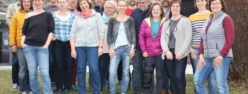 TSG Wilhelmsdorf Klausur Wangen 2017