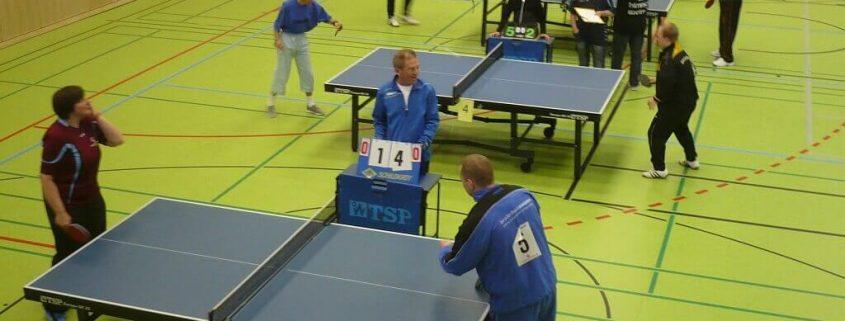 TSG Wilhelmsdorf SMB Tischtennis Achalm Cup 2017