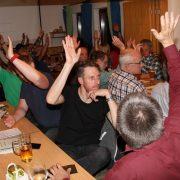 TSG Wilhelmsdorf Hauptversammlung