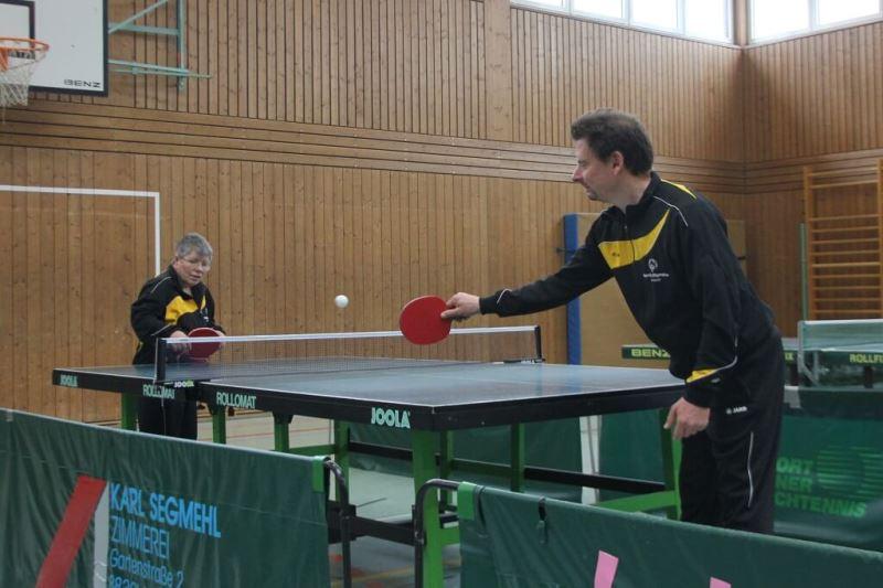 TSG Wilhelmsdorf SMB Tischtennis