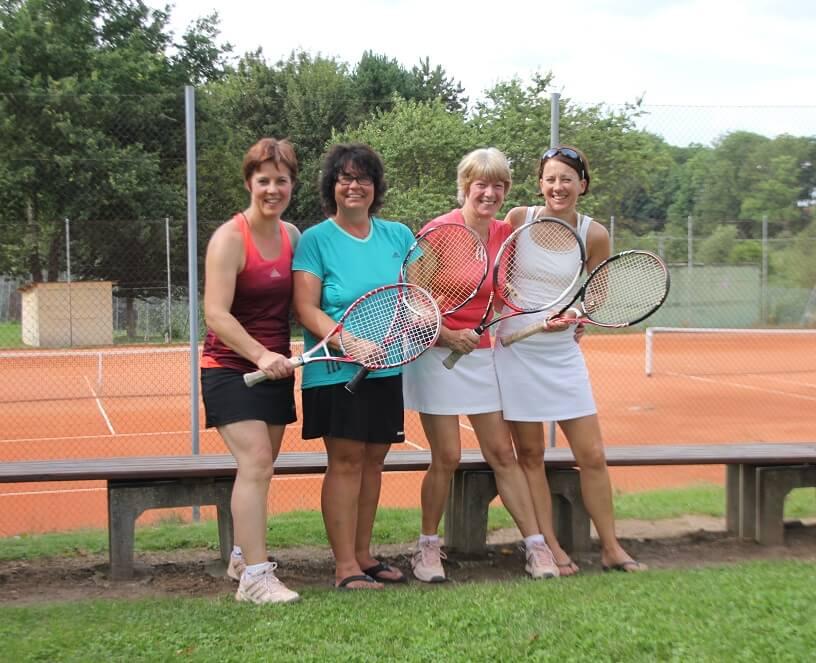 TSG Wilhelmsdorf Tennis Damen Spieltag 2016