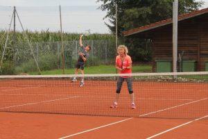 TSG Wilhelmsdorf Tennis Night Fight