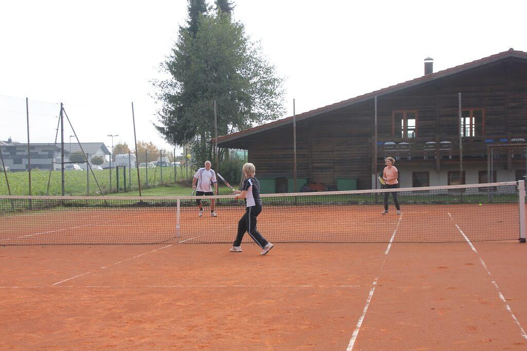 TSG Wilhelmsdorf Tennis Saisonabschluss 2016