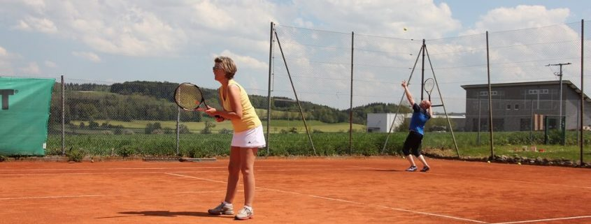 TSG Wilhelmsdorf Tennis Saisonauftakt 2016