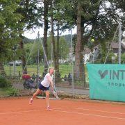 TSG Wilhelmsdorf Tennis Training Juli 2016