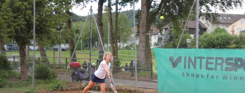 TSG Wilhelmsdorf Tennis Training Juli 2016