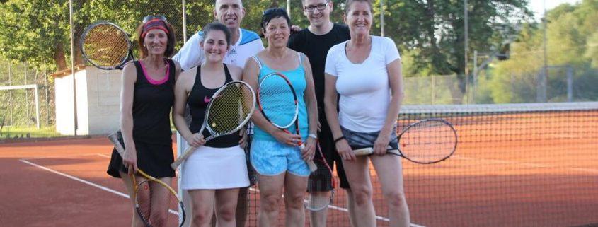 TSG Wilhelmsdorf Tennis Trainingsimpressionen 2016