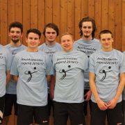 TSG Wilhelmsdorf Volleyball 2017 Bezirksmeister