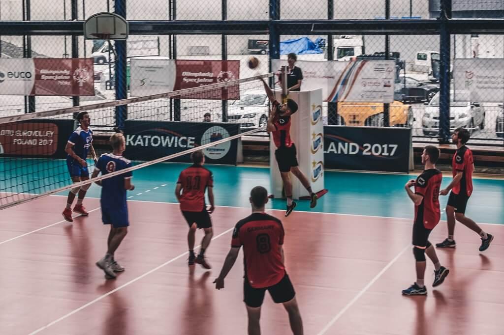 TSG Wilhelmsdorf SMB Volleyball Kattowitz 2017