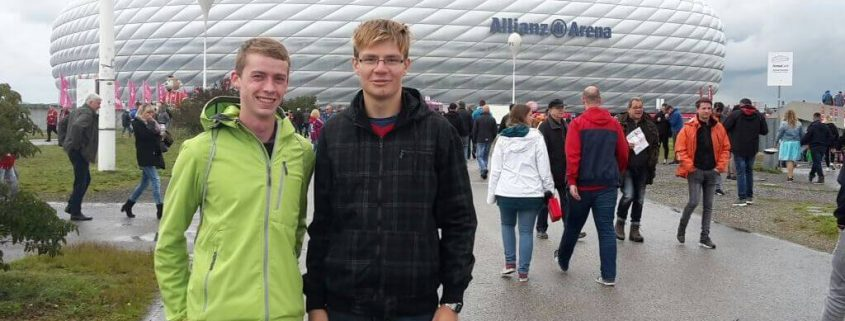TSG Wilhelmsdorf Integrativer Fanclub Bayern Muenchen