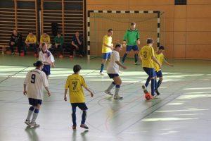TSG Wilhelmsdorf SMB Fussball Qualiturnier Feb