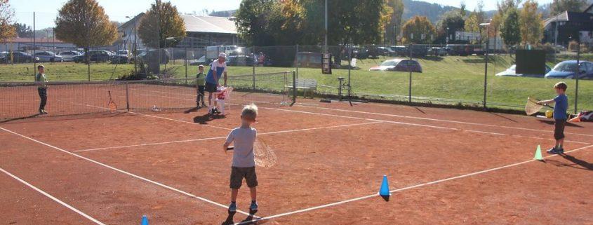 TSG Wilhelmsdorf Tennis Saisonabschluss 2017