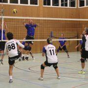 TSG Wilhelmsdorf Volleyball Mixed 1 Spieltag 2017