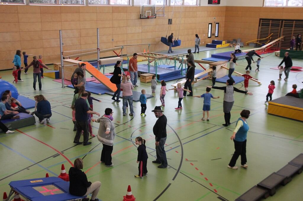 TSG Wilhelmdsdorf JuKiTT Familien-Sport-Nachmittag 2016