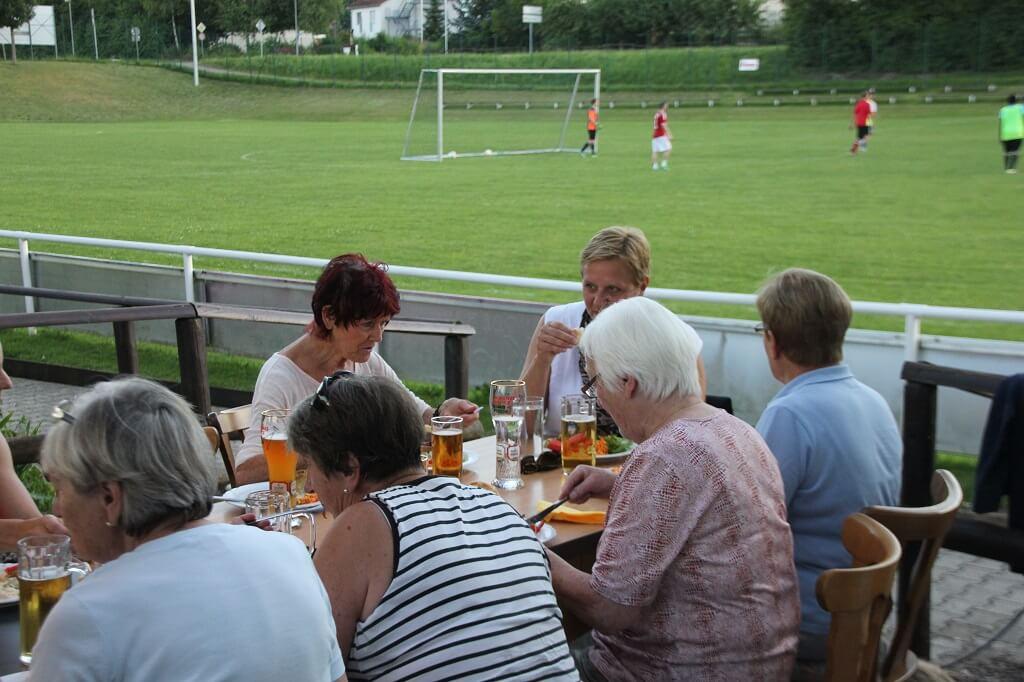 TSG Wilhelmsdorf Damensport Saisonabschluss