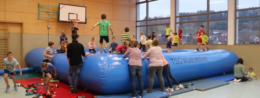 TSG Wilhelmsdorf KiSS Herbstfest 2017