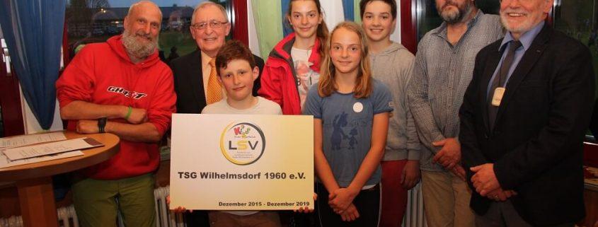 TSG Wilhelmsdorf KiSS Spiel-Sport-Lesenacht 2016