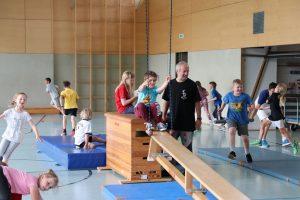 TSG Wilhelmsdorf KiSS Spiel_Sport_Lesenacht 2017