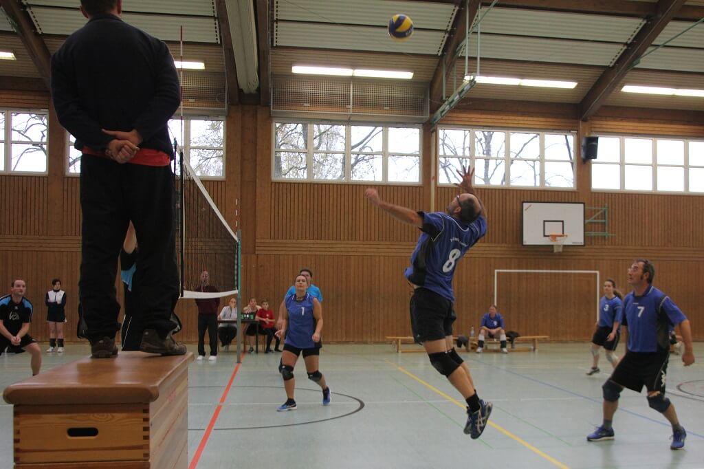 TSG Wilhelmsdorf Mixed Volleyball 2 Spieltag 2017