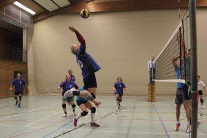 TSG Wilhelmsdorf Volleyball Pokalspiel 11 2017