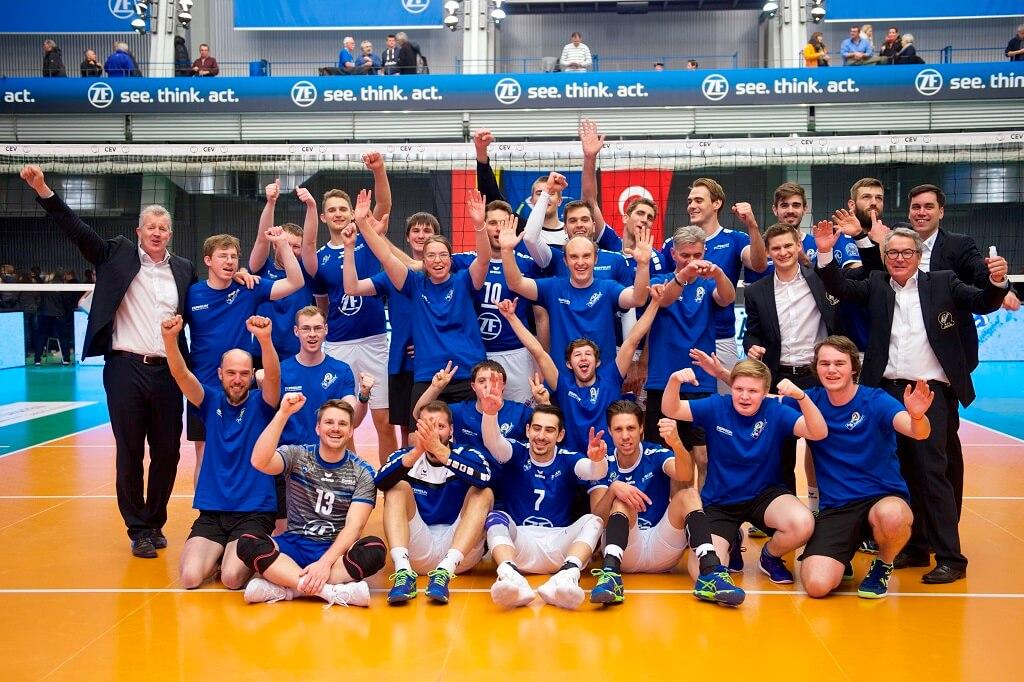 TSG Wilhelmsdorf SMB Unified Volleyball Ballroller_VBCL_VfB_Ankara_7Dez2017c