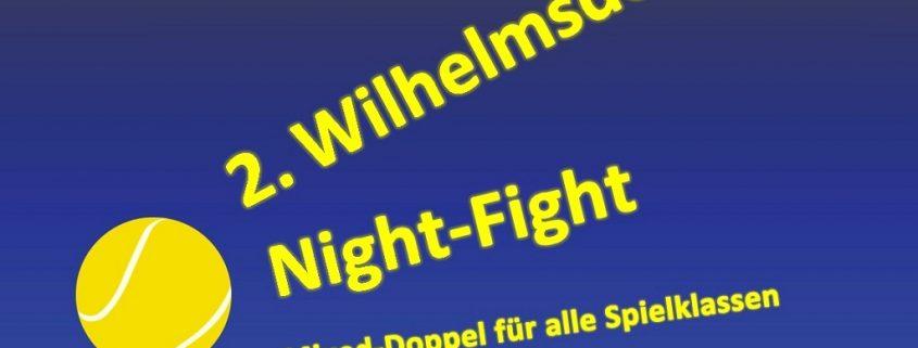 TSG Wilhelmsdorf Tennis Night Fight klein fuer Ankuendigung