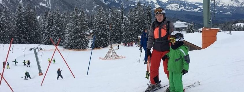 TSG Wilhelmsdorf KiSS Skiausfahrt 2017