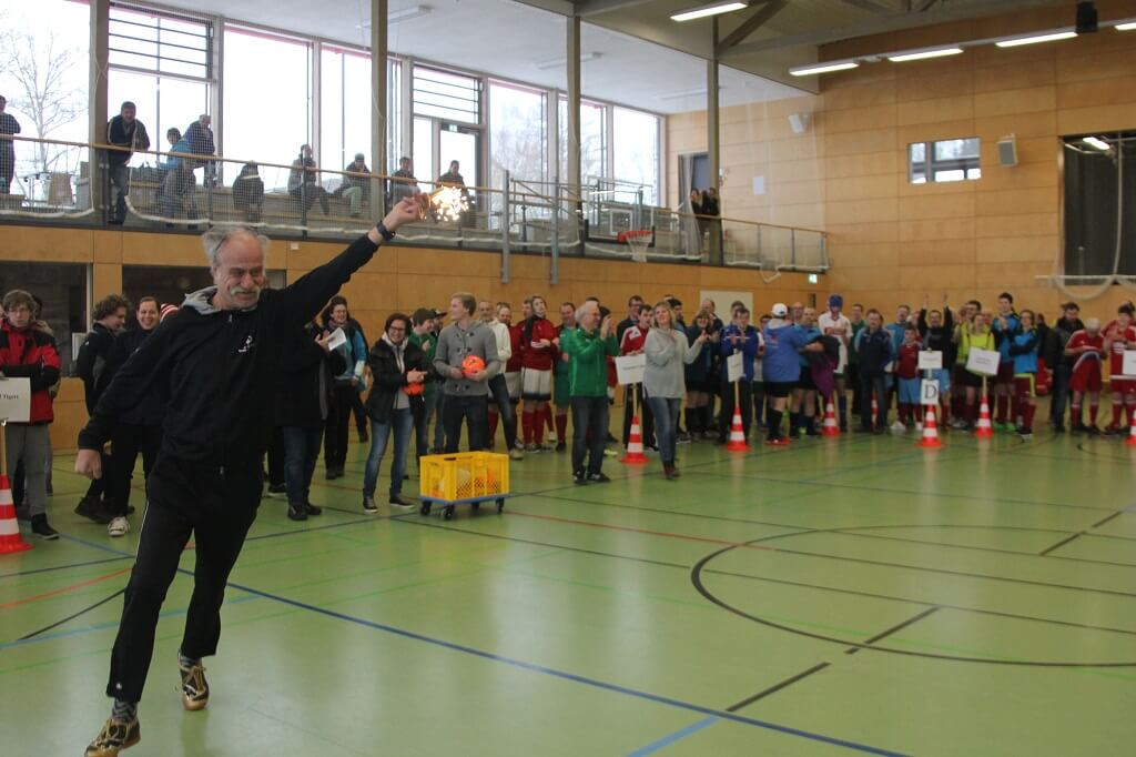 TSG Wilhelmsdorf SMB Fussball Qualitunier 2018