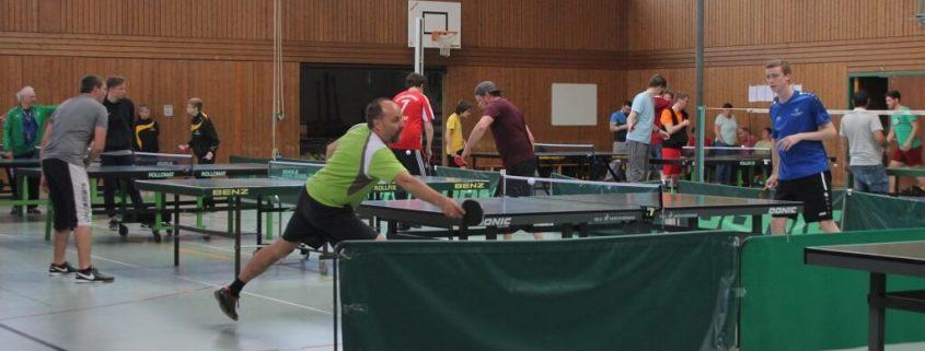 TSG Wilhelmsdorf SMB Tischtennis integratives Turnier 2018