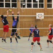 TSG Wilhelmsdorf Volleyball April 2018
