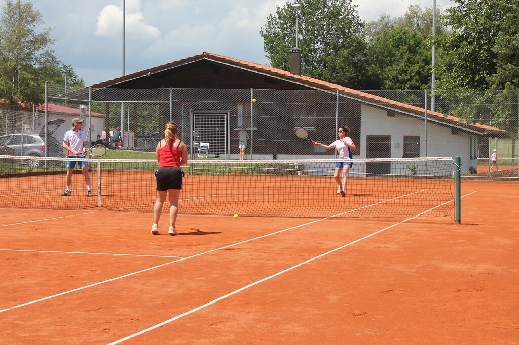 TSG Wilhelmsdorf Tennis Mixed