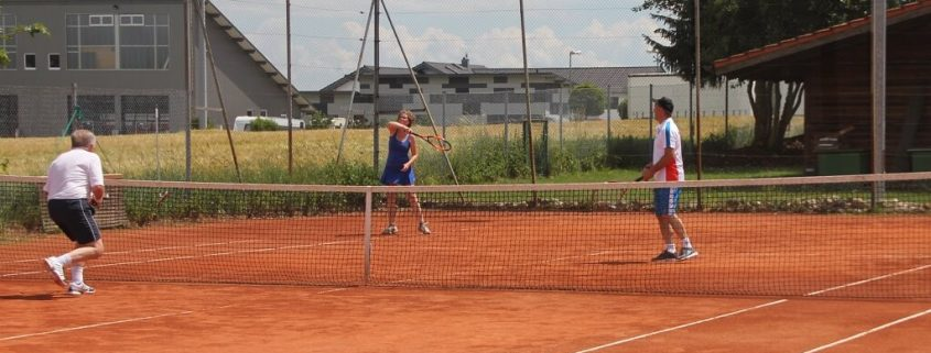 TSG Wilhelmsdorf Tennis Mixed Ermingen 2018