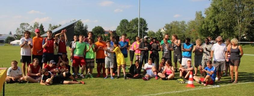 TSG Wilhelmsdorf SMB integratives Fussballtrainingslager 2018