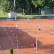 TSG Wilhelmsdorf Tennis Night Fight 2018