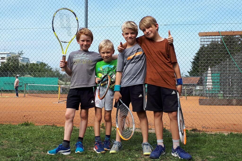 TSG Wilhelmsdorf Tennis Bofrost Turnier 2018