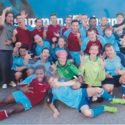 TSG Wilhelmsdorf SMB Unified Fussball Hoffenheim 2018