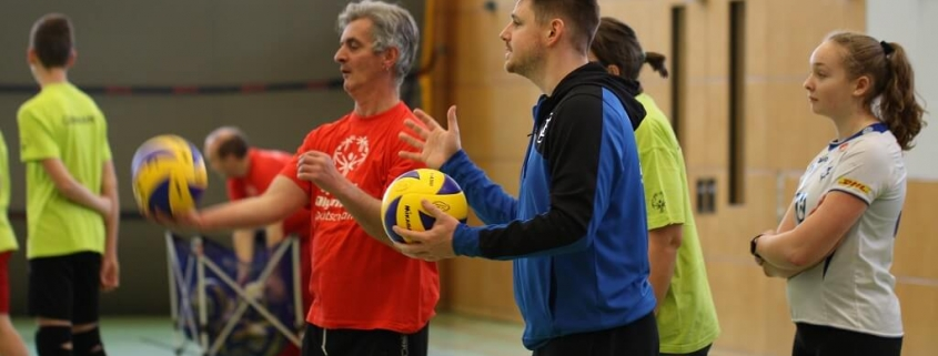 TSG Wilhelmsdorf SMB Unified Volleyball Haefler 2018