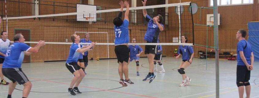 TSG Wilhelmsdorf Volleyball Dezember Heim 2018