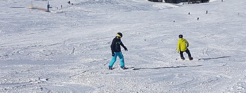 TSG Wilhelmsdorf Wintersport Ausfahrt Februar 2019