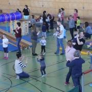 TSG Wilhelmsdorf JuKiTT Familien-Sport-Nachmittag 2019