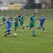 TSG Wilhelmsdorf FG 2010 WRZ IV Mannschaft erstes Spiel 2019