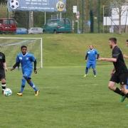TSG Wilhelmsdorf FG 2010 WRZ IV Mannschaft zweites Spiel 2019