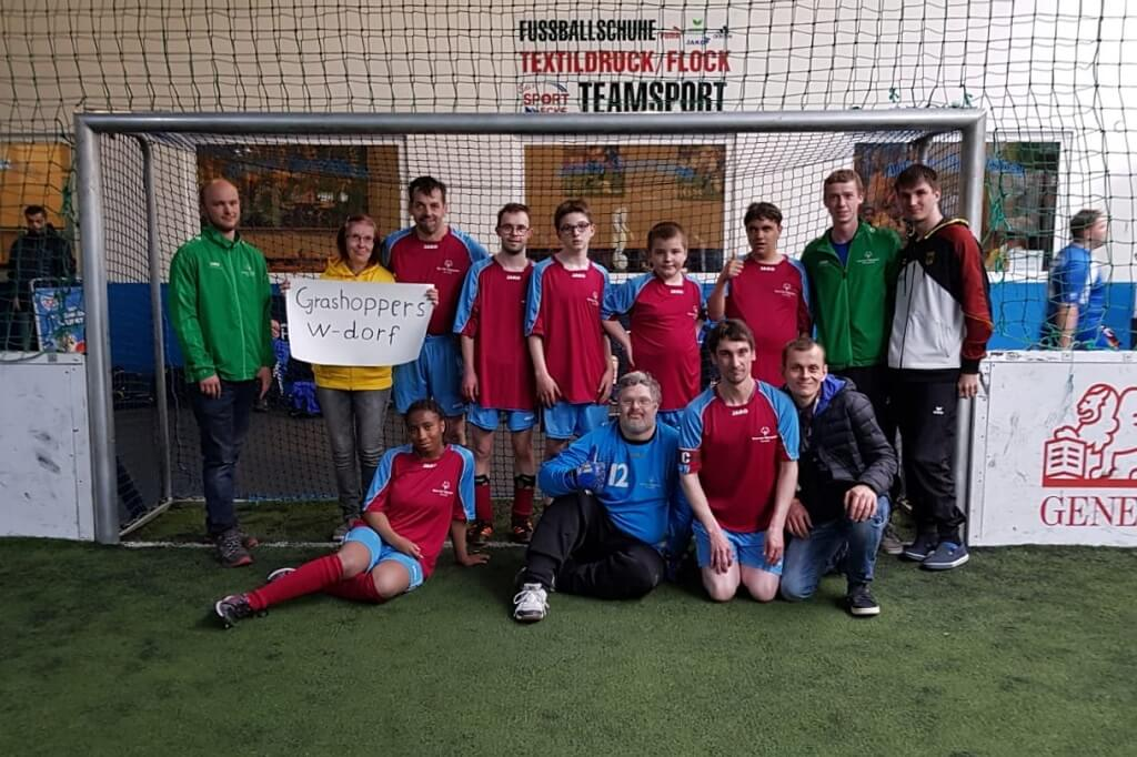 TSG Wilhelmsdorf SMB Fussball Finale Karlsruhe 2019