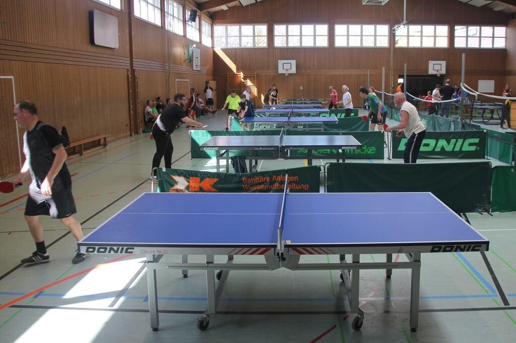 TSG Wilhelmsdorf SMB integratives Tischtennisturnier 2019