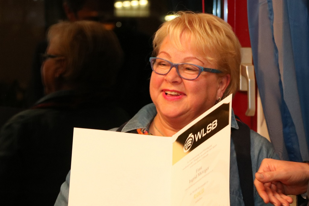 TSG Wilhelmsdorf Damensport Abteilungsversammlung 2019