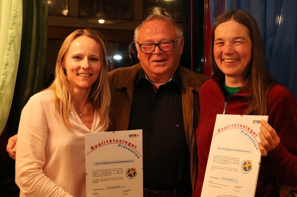 TSG Wilhelmsdorf Hauptversammlung 2019