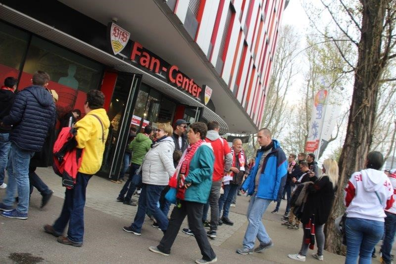 TSG Wilhelmsdorf SMB Fanclub VfB April 2019