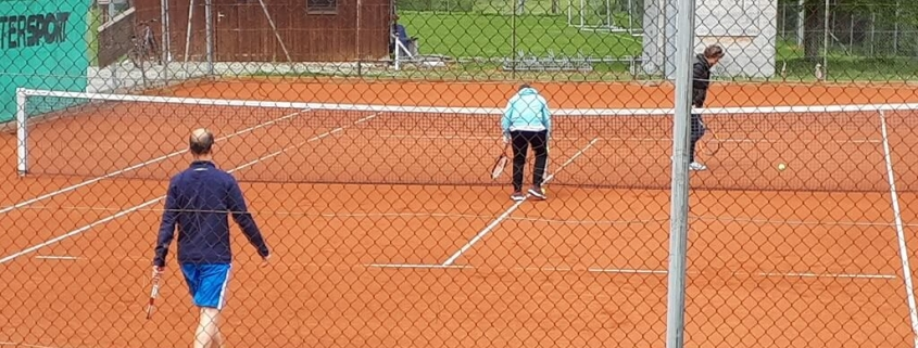 TSG Wilhelmsdorf Tennis Saisonauftakt 2019